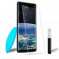 Защитное 3D стекло Mocolo с УФ лампой для Samsung Galaxy S9, цвет прозрачное