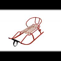 Санки со спинкой Спорт F1 Vitan