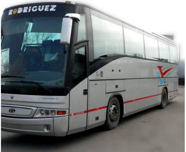 Автобус Scania Rodriguez