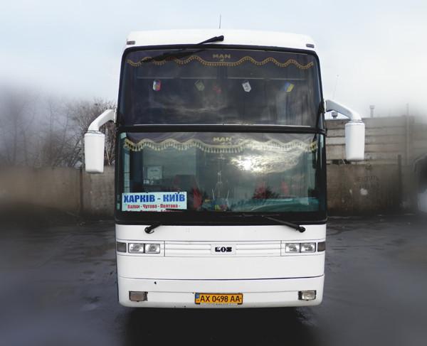 Автобус Vanhool EOS