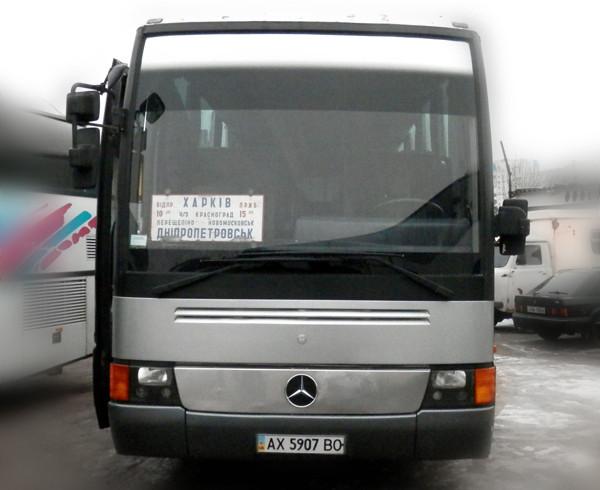 Автобус Mercedes 0404