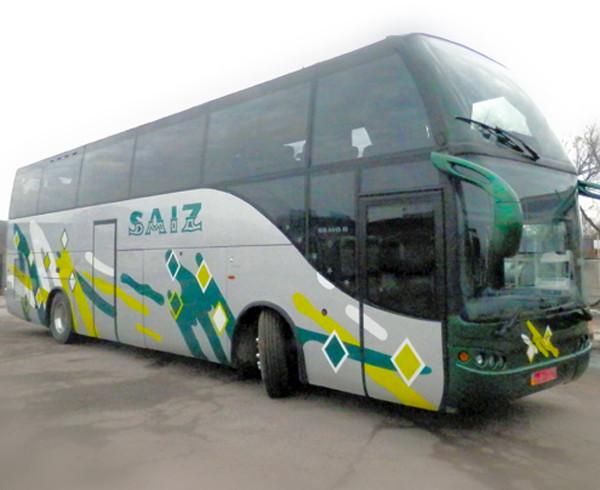 Автобус Mercedes Ayats Bravo II