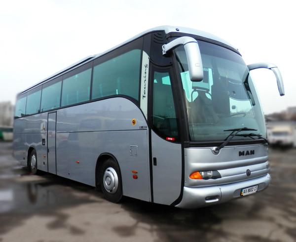 Автобус МАN 18460