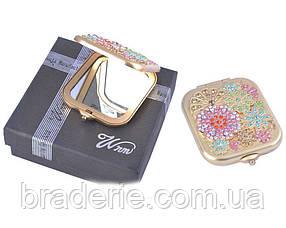 Косметическое карманное зеркальце для девочек CB70G