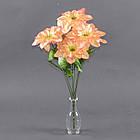 Гербера N8139-7 (14 шт./ уп.) Искусственные цветы оптом, фото 3