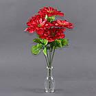 Гербера N8139-7 (14 шт./ уп.) Искусственные цветы оптом, фото 2