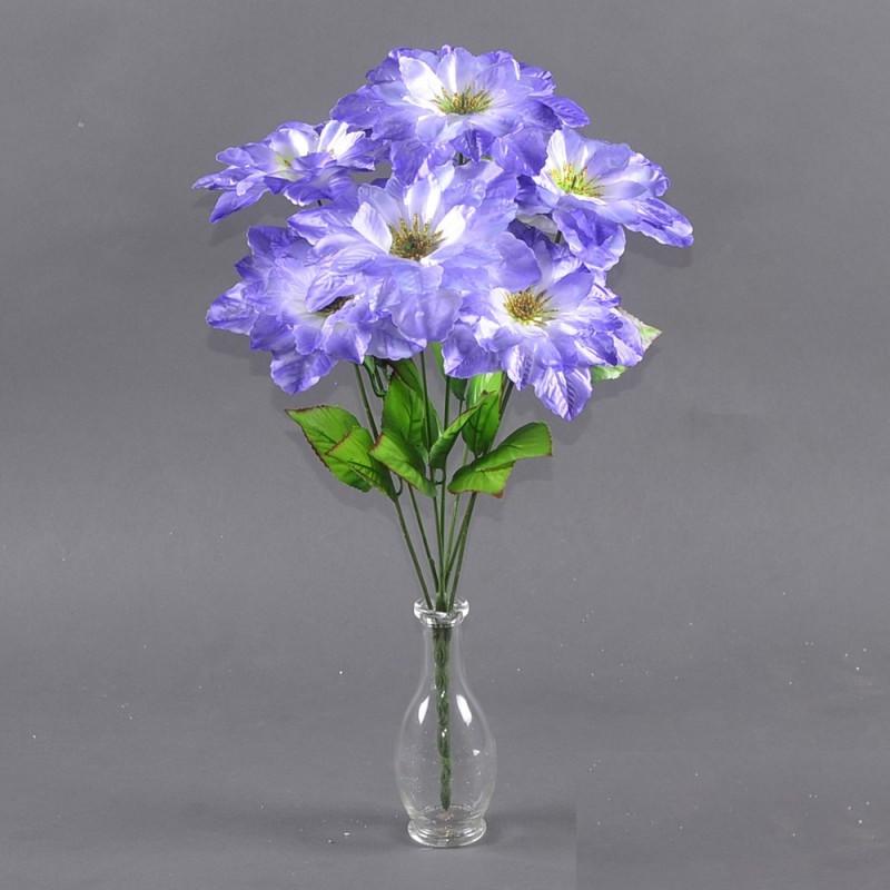 Гербера N8139-7 (14 шт./ уп.) Искусственные цветы оптом