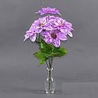 Гербера N8139-7 (14 шт./ уп.) Искусственные цветы оптом, фото 6