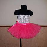 Розовая юбка пачка, фото 2