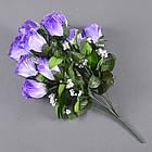 Букет розы NА-062/10 (14 шт./ уп.) Искусственные цветы оптом, фото 5