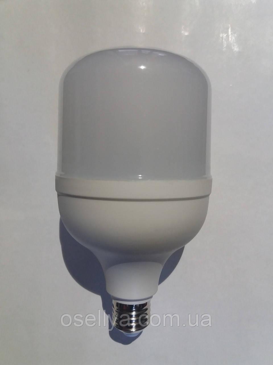 Лампа промислова LED 30W E27 6400K