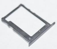 Лоток для сим карты и карты памяти для Huawei Mate 7 Ascend, серебристый, комплект 2 шт.