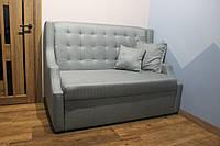 Компактный кухонный диван со спальным местом (Серый), фото 1