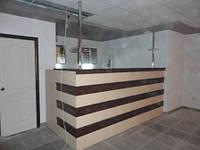 Изготовление барных стоек под заказ Харьков