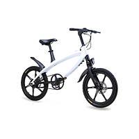 Электровелосипед LEHE S1 Белый (013nslyr1354)