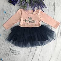 Платье Breeze 11-ц. Размер 68, 74, 80, 86, 92 су