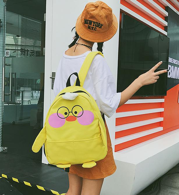 Рюкзак жёлтый Цыплёнок