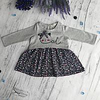 Платье на девочку Breeze 12-а. Размер 68 см, 74 см, 80 см, 92 см, фото 1