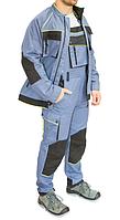 Рабочий костюм с полукомбинезоном РАССИ