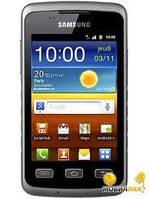 Мобильный телефон Samsung Galaxy (Xcover Black Orange) S5690 Black.  S5690 Black