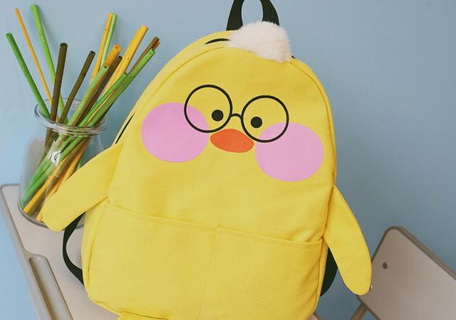 Рюкзак Цыплёнок. Спереди