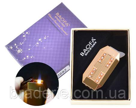 Зажигалка Baofa 3892 в подарочной коробке, фото 2