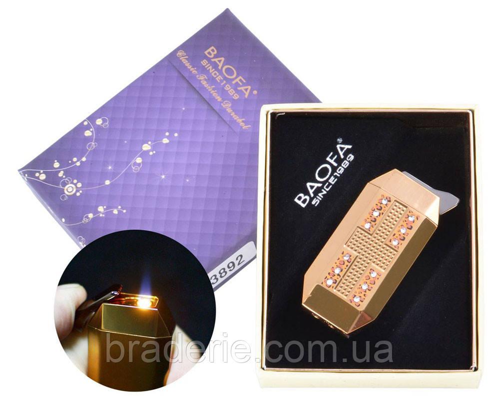 Зажигалка Baofa 3892 в подарочной коробке