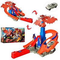 Гоночный автотрек Битва с драконом 9988-1