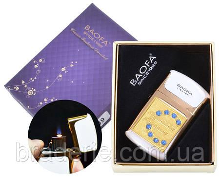 Зажигалка Baofa 3899 в подарочной коробке Евро, фото 2