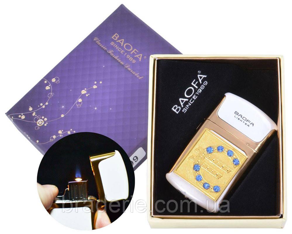 Зажигалка Baofa 3899 в подарочной коробке Евро