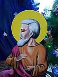 Рождественский вертеп, шопка, фото 5