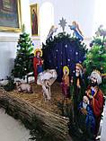 Рождественский вертеп, шопка, фото 4