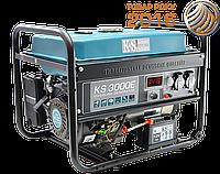 Бензиновый генератор Könner & Söhnen KS 3000E, фото 1