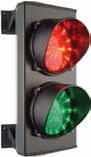 """Светофор Came """"красный-зеленый"""" со светодиодами"""