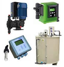 Насосы-дозаторы, станции дозирования, контроллеры
