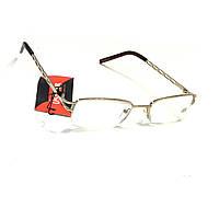 Женские полуоправные очки