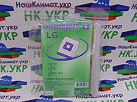 Мешок (пылесборник) тканевый, многоразовый LG (L02 C-1), фото 1