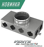 Коллектор DN75*12/Ø160 (1001160/75х12)