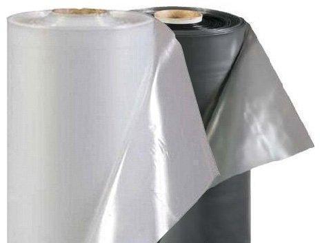 Пленка пвд вторичка (из вторичного полиэтилена), толщиной 110 мкм