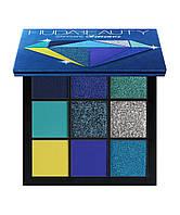 Палетка теней HUDA BEAUTY Sapphire Obsessions Palette, фото 1