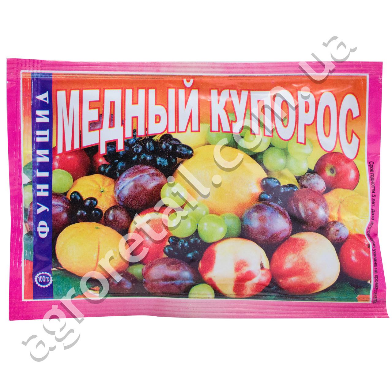 Медный купорос 100 г Фармбиомед