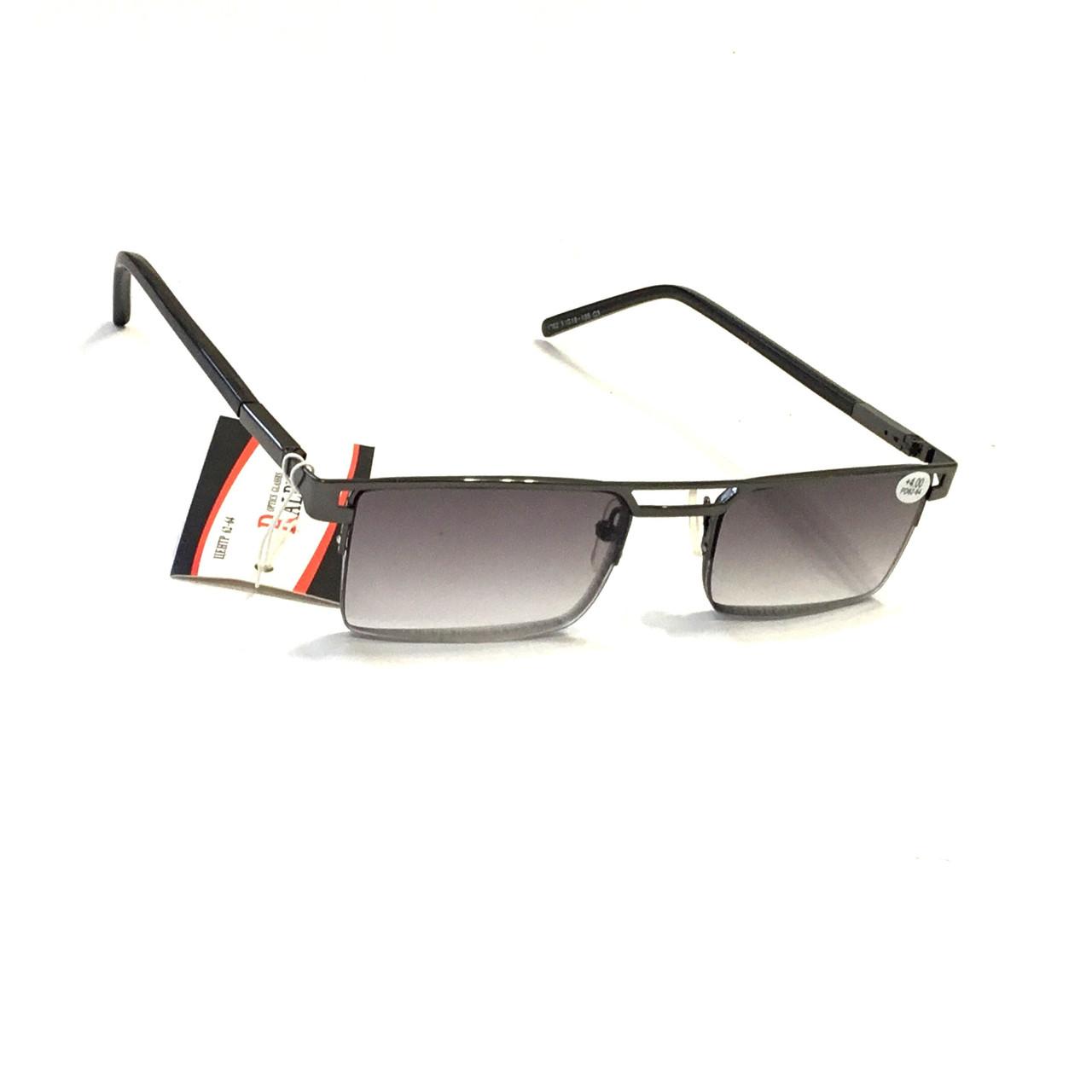 Чоловічі окуляри з тонованою лінзою 1052