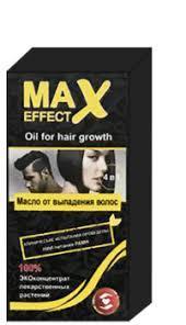 Max Effect (Макс Эффект) – средство для роста бороды и волос