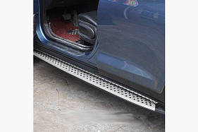 Боковые площадки Оригинальный дизайн (2 шт) Hyundai Kona