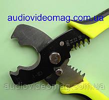 Инструмент для снятия внешней изоляции с кабеля и проводов (съемник изоляции)