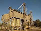 Строительство ЗАВ-25, ЗАВ-50, реконструкция зерноочистительных и зерносушильных комплексов