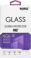 Защитное стекло TOTO Hardness Tempered Glass 0.33mm 2.5D 9H Samsung Galaxy A8 A530F (2018), фото 1