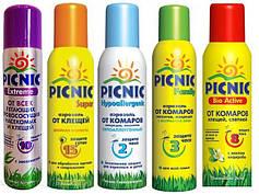 Средства от комаров Picnic