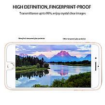 Защитная пленка для iPhone 7 Plus/8 Plus (5.5)  WengTech из закаленного стекла 2 шт , фото 3