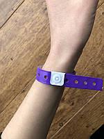 Виниловые браслеты - усиленный способ контроля